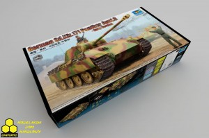 Trumpeter 00928 German Sd.Kfz.171 Panther Ausf.G - Early Version