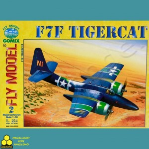 Fly Model Nr 2 F7F Tigercat