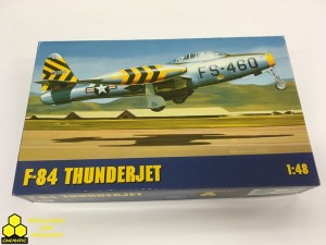 Chematic F-84 Thunderjet
