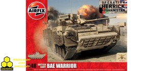 Airfix A07300 BAE Warrior