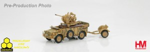 Hobby Master HG4504 German Horch 1a with 20mm Flak 38 European Theatre, WWII
