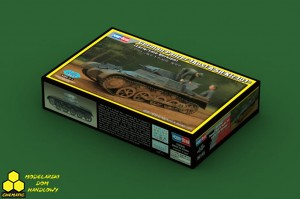 Hobby Boss 80145 German Panzer 1 Ausf A Sd.Kfz.101(Early/Late Version)